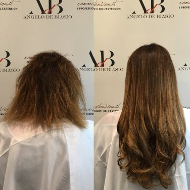 offerte extension capelli roma