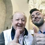Massimo Boldi e Angelo de Biasio