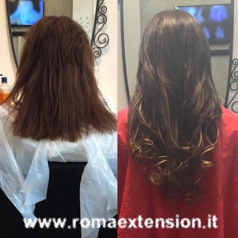 extension tessitura prima e dopo